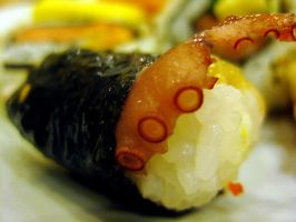Sushi escapade 1 by JIANSKY