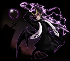 Stylish Devil Thunderboy by CatnipMafia