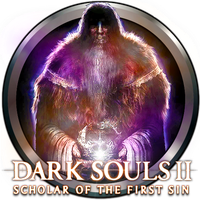 Dark Souls II Scholar Of The First Sin v2 by POOTERMAN