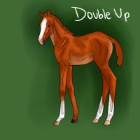 Double's Daughter by Geronimo24