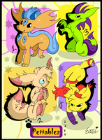 Req FREE adoptables 4 CLOSED by Pettablez