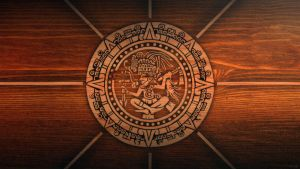 Mayan Calendar Wallpaper by GaryckArntzen