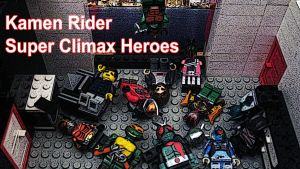 15 Title Card Kamen Rider Super Climax Heroes by Digger318
