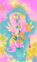 Graceful Butterfly_Keyblade by xilenobody143