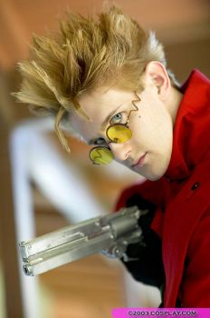 Vash the Stampede by SozokuReed