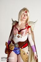 Rosa, from Final Fantasy IV by JVCA