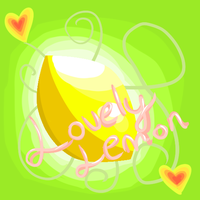 Lovely Lemon by OkayIlie
