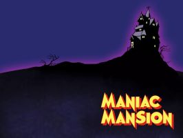 Maniac Mansion by jhroberts