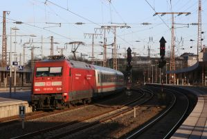 Just a class 101 by Budeltier
