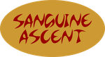 Sanguine Ascent font by yellowplasma