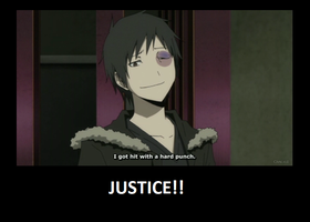 Drrr Justice! by thenumba1spaz