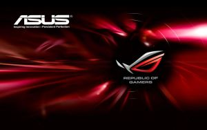 asus rog laptop by Raw75