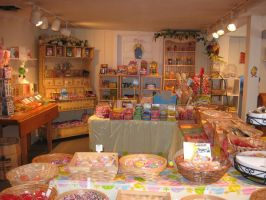 Parker's Candy Store by gailbuchyn