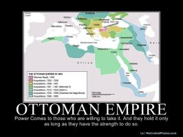 The Ottoman Empire by SMS00