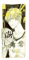 Kise by Chucky-tan