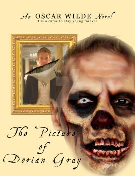 Book Cover: Dorian Gray by skittles1313