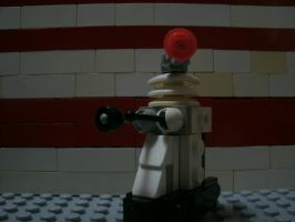 Lego dalek by starwars98