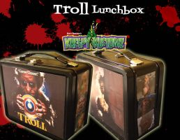 Troll Lunch Box by kreepykustomz