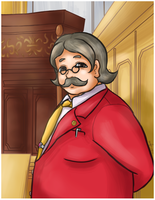 AAP: Marvin Grossberg by BP-wolf