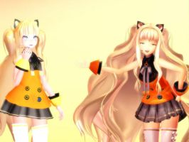 [MMD] I'm so much better now! by KaoMaou