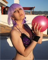ayane cosplay swimwear previe. by kami-cosplay