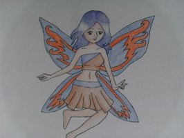 Mary-Kate the Fairy by ArT-cHiCk95