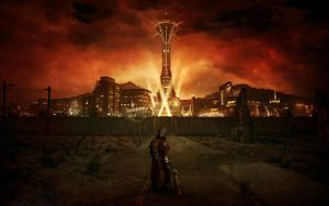 Welcome to New Vegas... by JayCosplay