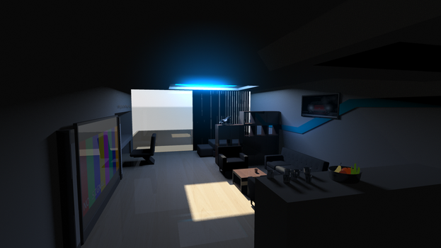 Room 3D by rancour99