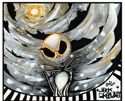 ITS JACK SKELLINGTON FOO by Tissuecoffee