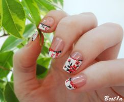 Manicure #128 by Best1a