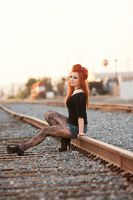 Taylor Aulbach by KateIndeed