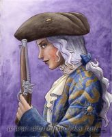 Wench's Salute by Wenchworks