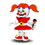 Adventure Circus Baby (Simplified) by LuckyRabbit31