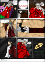 Inuyasha and the Ice Girl page 73 by IcyRoads