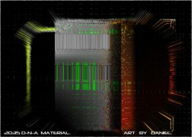 2035 D-N-A  MATERIAL by DCRTABSTRCTS
