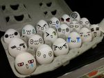 Egg Heads by DustinRigg