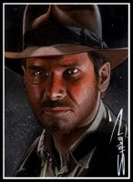 Indiana Jones by RandySiplon