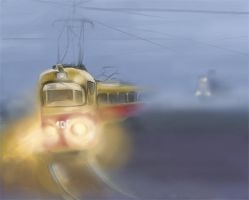 trams by Rain9