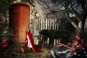 The lies of the wolf by Julianez