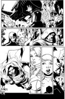 X- Men 16 page 14 by ZurdoM