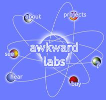 Awkward Labs logo by fossilapostle
