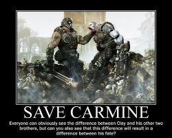 Save Carmine by lugadi