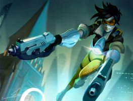 Tracer by crellan00