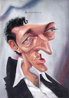 Vincent Cassel by AnthonyGeoffroy