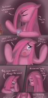 Pinkamena's Thought-Full by FallenInTheDark