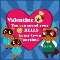 Nook Valentine by GreetingsFromMallow