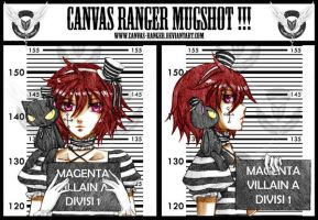 CR COLLAB: MUGSHOT by Fortranica