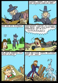 the leprechauns 58 by sprucecomics
