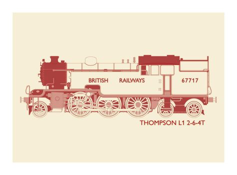 Thompson L1 Red by the-dumb-waiter