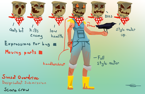 Sunset Overdrive contest failure by DINO-SAWR